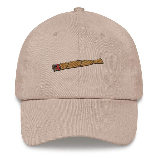 Polly & Crackers Hat Stone Blunt Life - Embroidered Hat