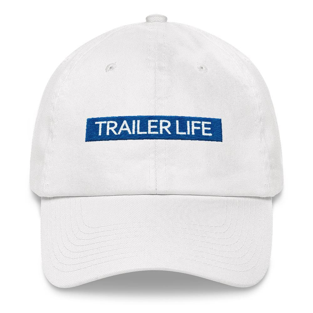 Trailer Life - Embroidered Hat , Hat , Polly & Crackers Apparel