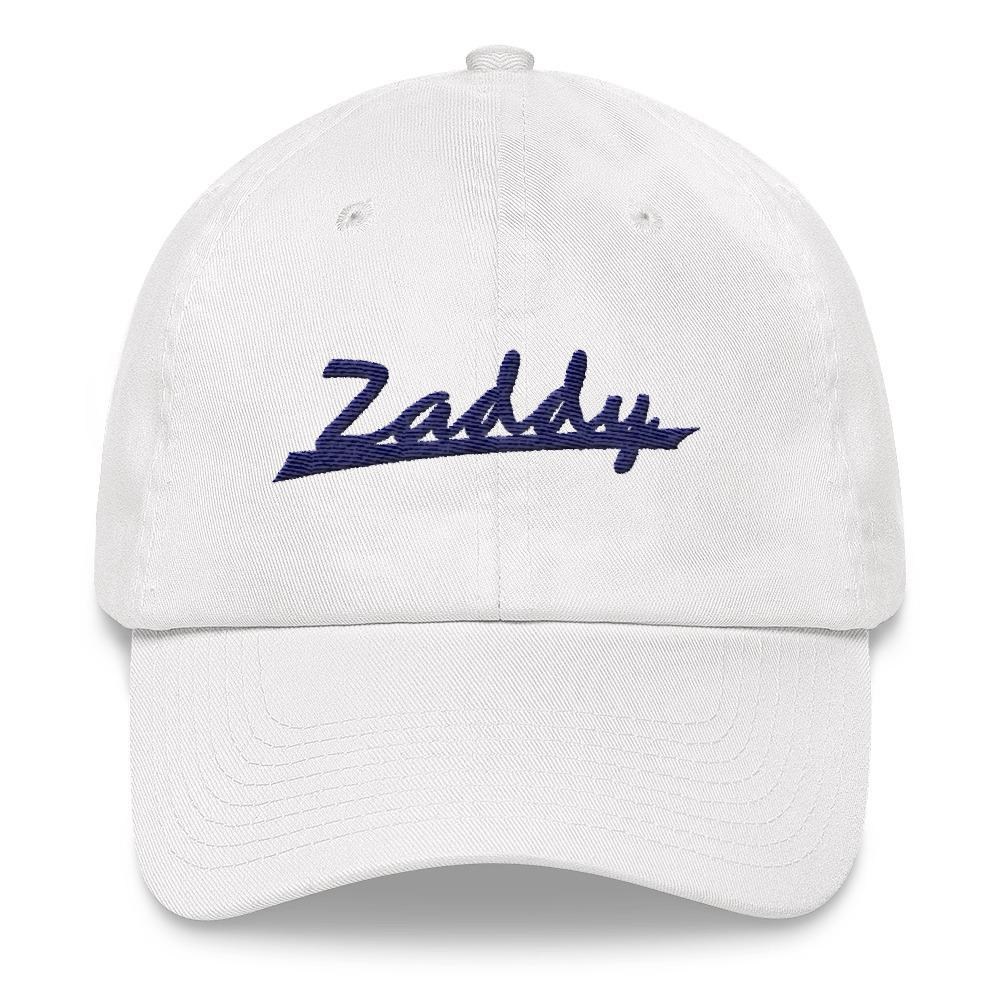 Zaddy - Embroidered Hat , Hat , Polly & Crackers Apparel