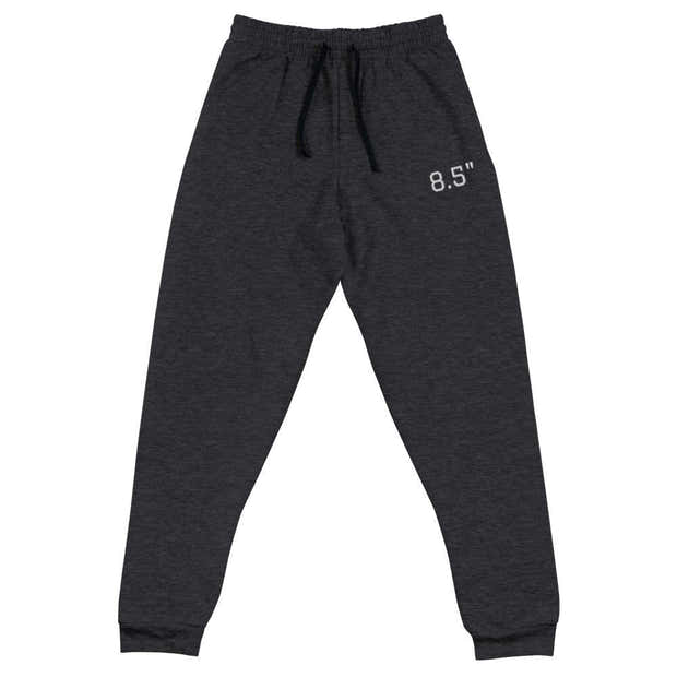 Custom Embroidered Penis Size - Joggers 1