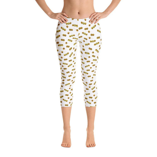 Olive You - Capri Leggings , Leggings , Polly & Crackers Apparel