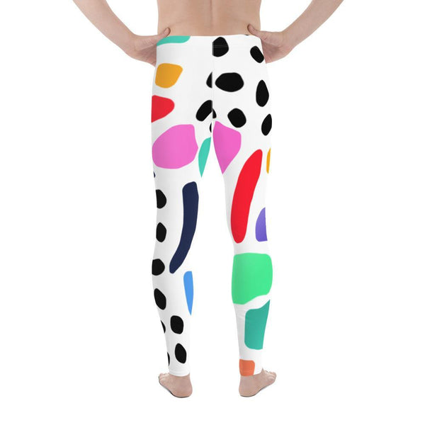 Dots Party - Men's Leggings - Polly and Crackers