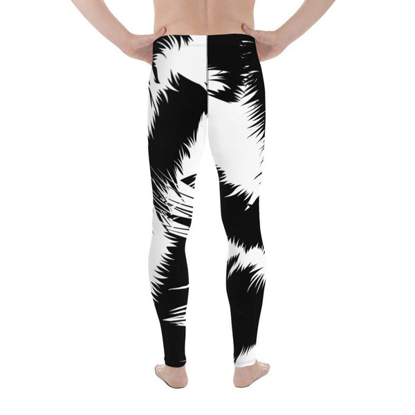 Snow Tiger - Men's Leggings
