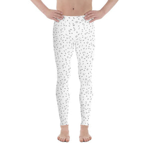 Geometry - Men's Leggings - Polly and Crackers
