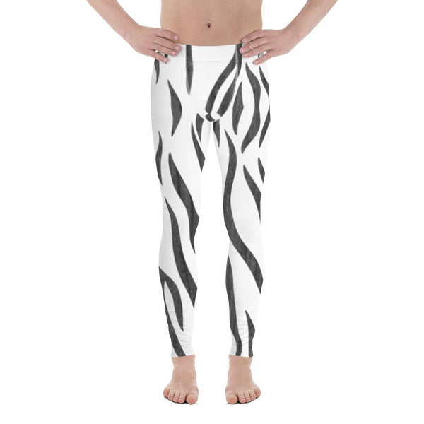 Zebra - Men's Leggings