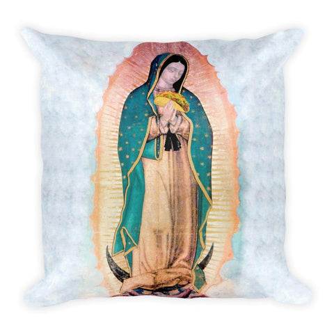 Taco Mary - Square Pillow , Pillow , Polly & Crackers Apparel