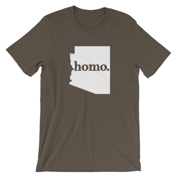 Homo State Shirt - Arizona - Polly and Crackers