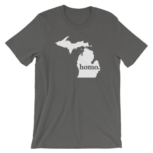Homo State Shirt - Michigan - Polly and Crackers