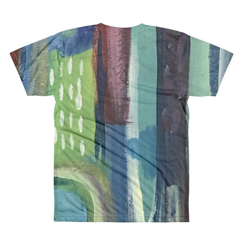 Polly & Crackers Shirt Barcelona Nights - Sublimation Shirt