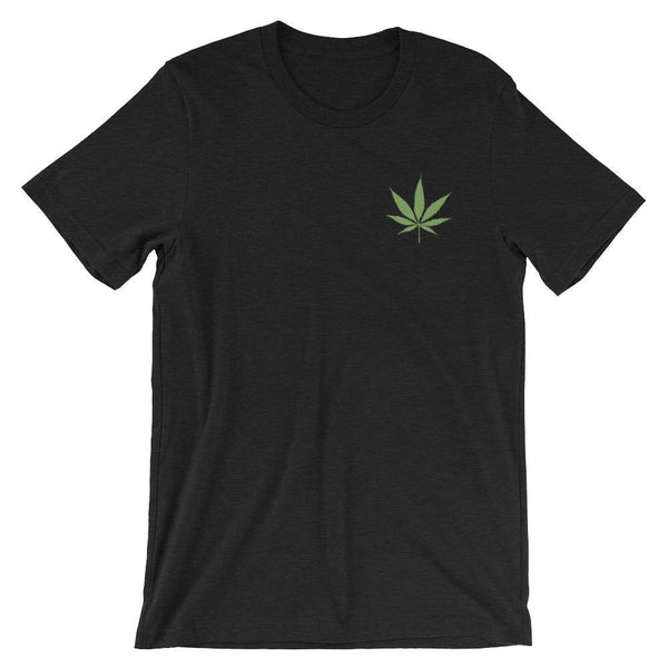 Weed - Embroidered Shirt ,  , Polly & Crackers Apparel