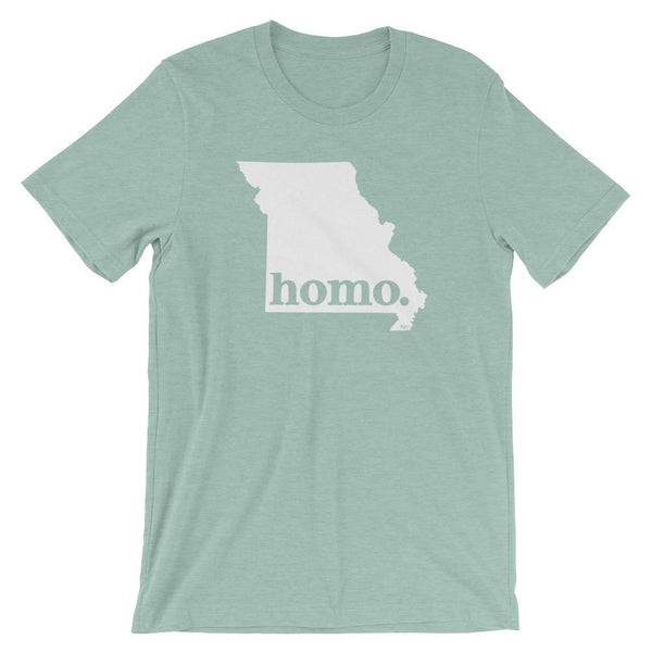 Homo State Shirt - Missouri - Polly and Crackers