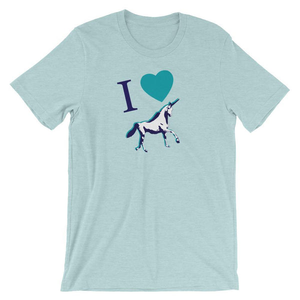 I ❤ Unicorns - Shirt - Polly and Crackers