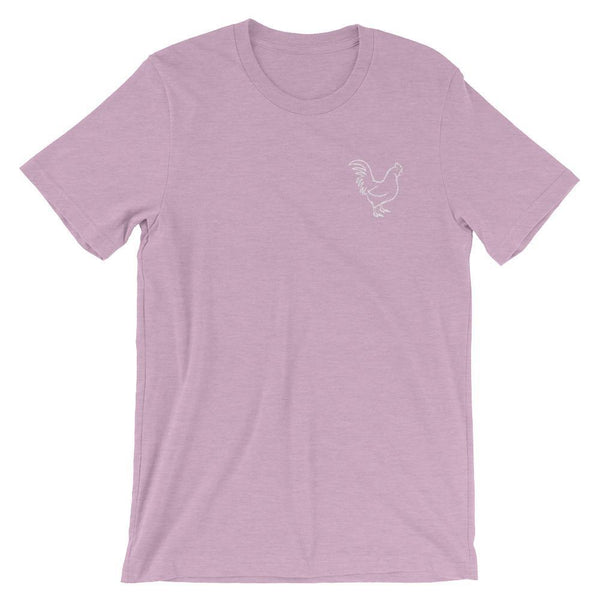 The Little Cock - Embroidered Shirt ,  , Polly & Crackers Apparel