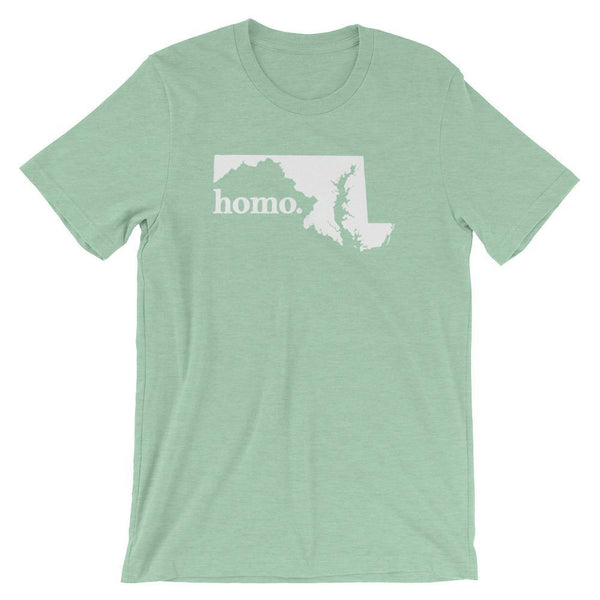 Homo State Shirt - Maryland - Polly and Crackers