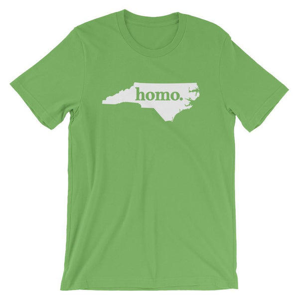Homo State Shirt - North Carolina - Polly and Crackers