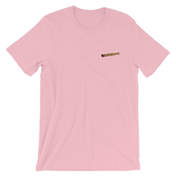 Polly & Crackers Shirt Pink / S Blunt Life - Embroidered Shirt