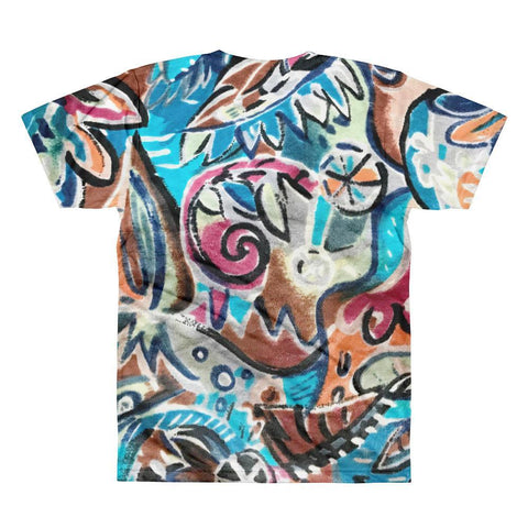 Retro Bus Seat - Sublimation Shirt