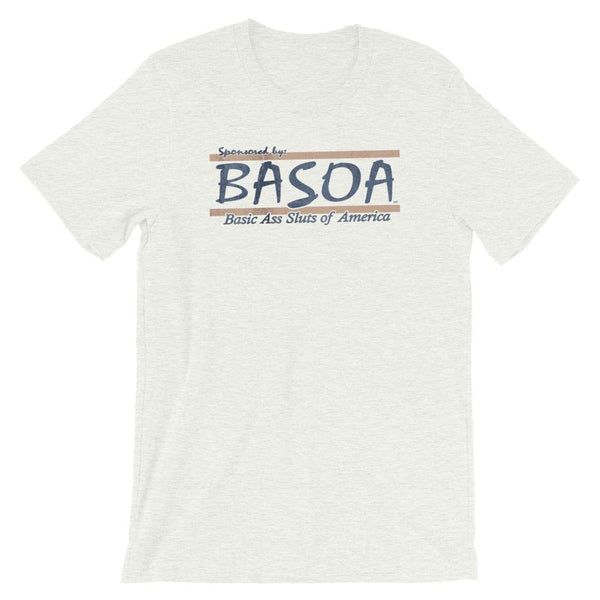 Basic Ass Sluts of America - Shirt