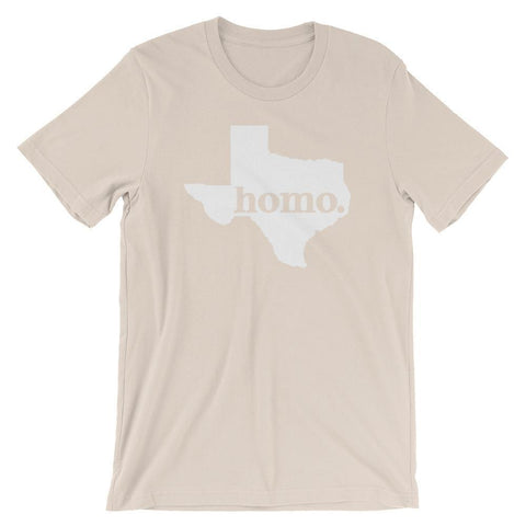 Homo State Shirt - Texas - Polly and Crackers