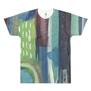 Polly & Crackers Shirt XS Barcelona Nights - Sublimation Shirt