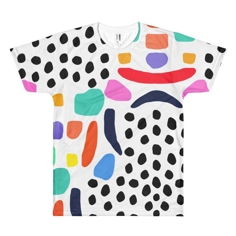 Dots - Sublimation Shirt - Polly and Crackers