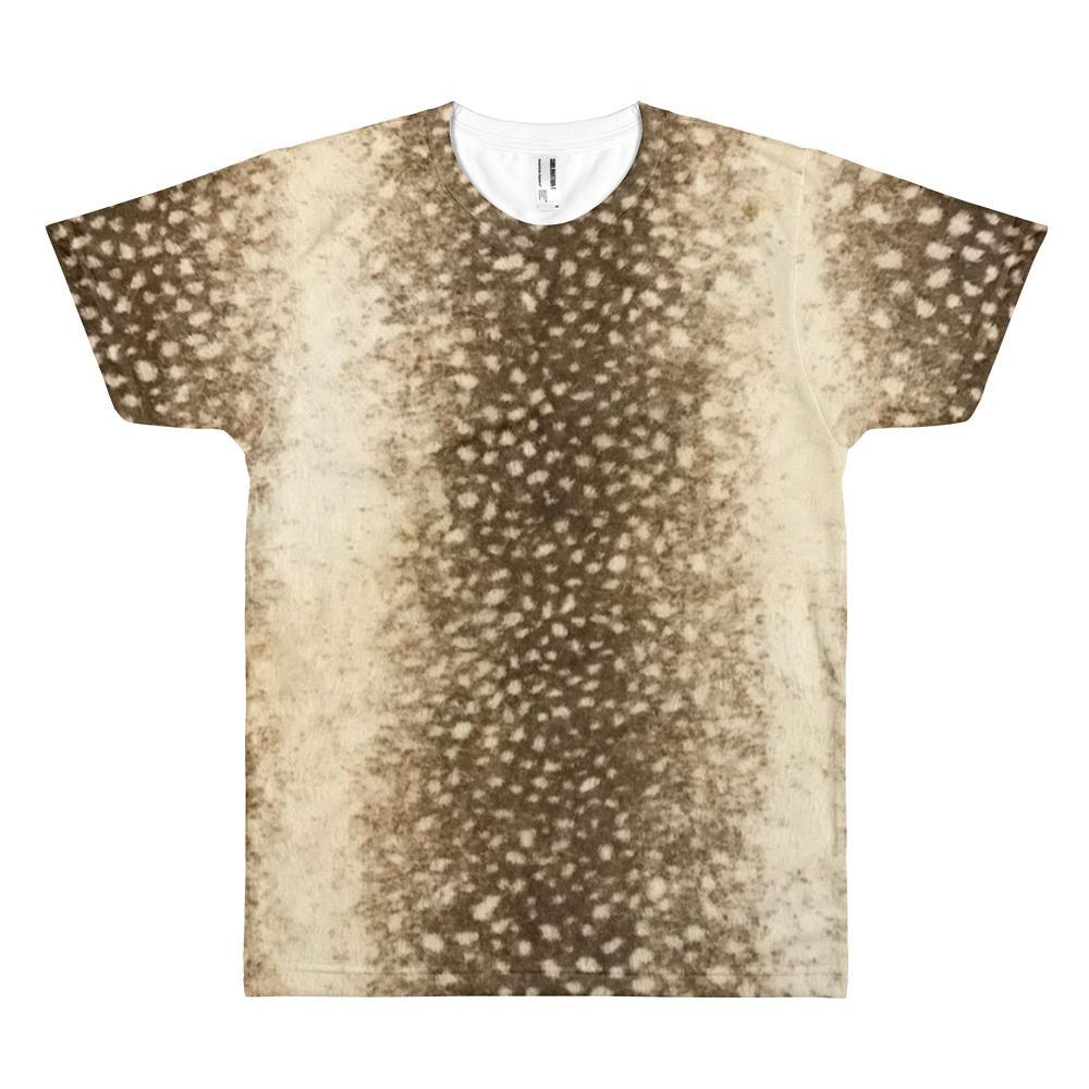 Leopard - Sublimation Shirt - Polly and Crackers