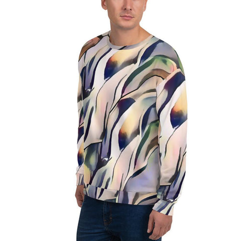Dorothea's Silk - Unisex Sublimation Sweatshirt - Polly and Crackers
