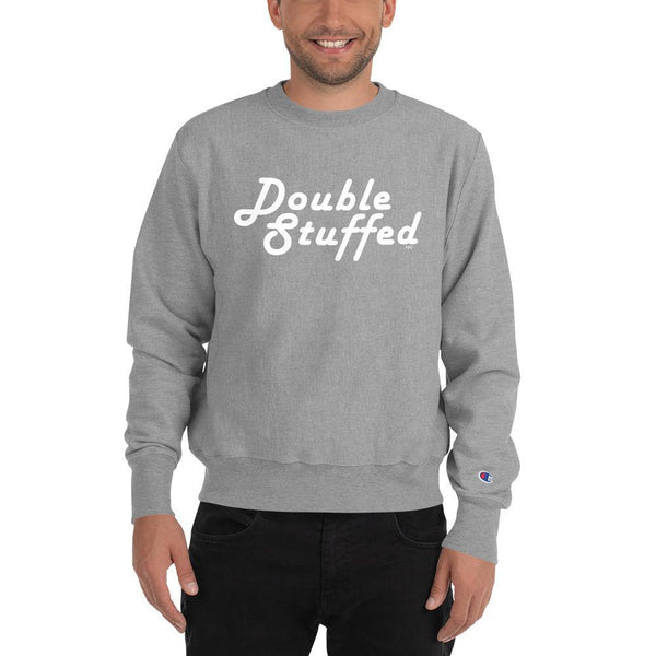 Double Stuffed - Champion Sweatshirt - Polly and Crackers