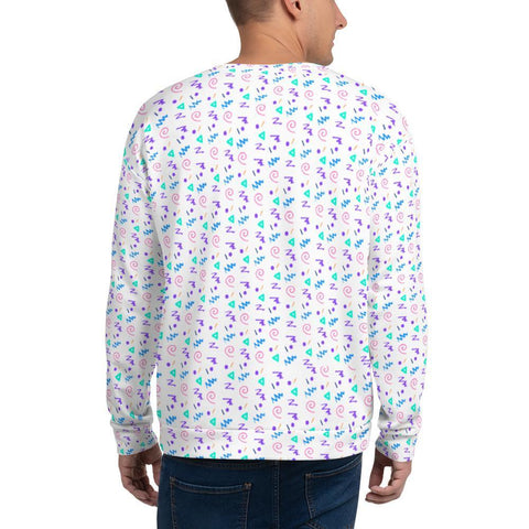 Saved by the Bell - Unisex Sublimation Sweatshirt