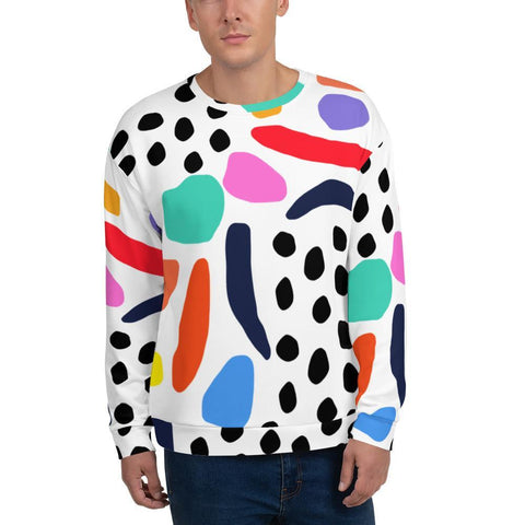 Dots - Unisex Sublimation Shirt - Polly and Crackers