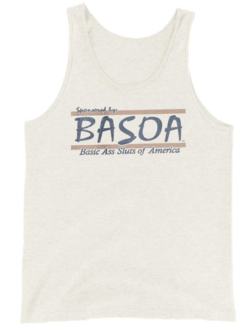 Basic Ass Sluts of America - Tank Top