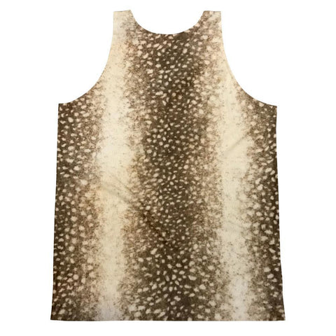 Faux Leopard  - Sublimation Tank - Polly and Crackers