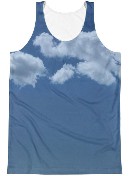 Sky High - Sublimation Tank , Tank , Polly & Crackers Apparel