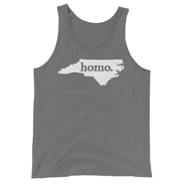 Homo State Tank Top - North Carolina - Polly and Crackers