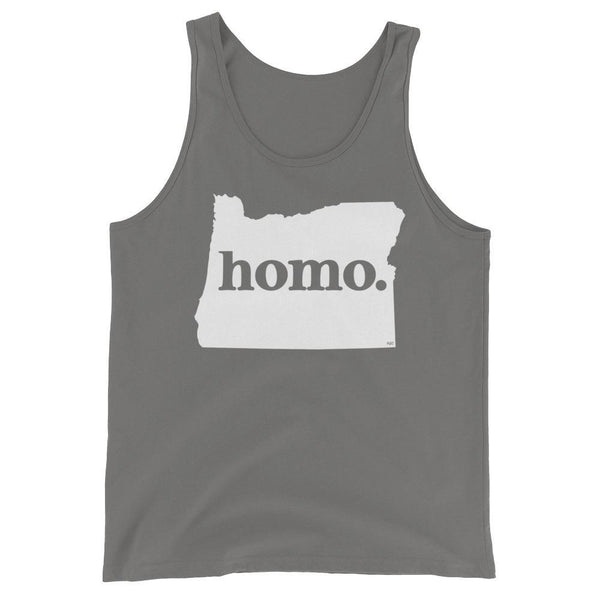 Homo State Tank Top - Oregon - Polly and Crackers