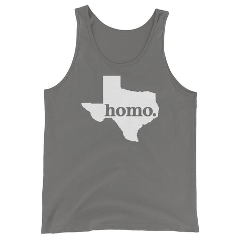 Homo State Tank Top - Texas - Polly and Crackers
