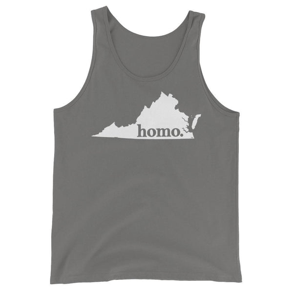 Homo State Tank Top - Virginia - Polly and Crackers