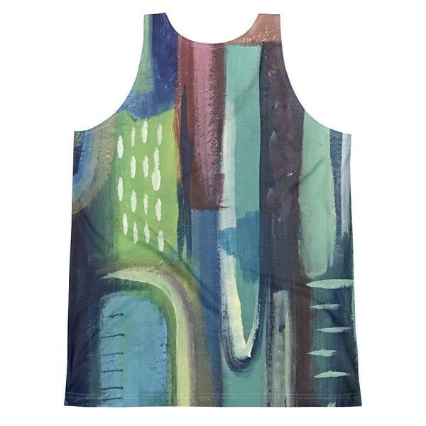 Polly & Crackers Tank Top Barcelona Nights - Sublimation Tank