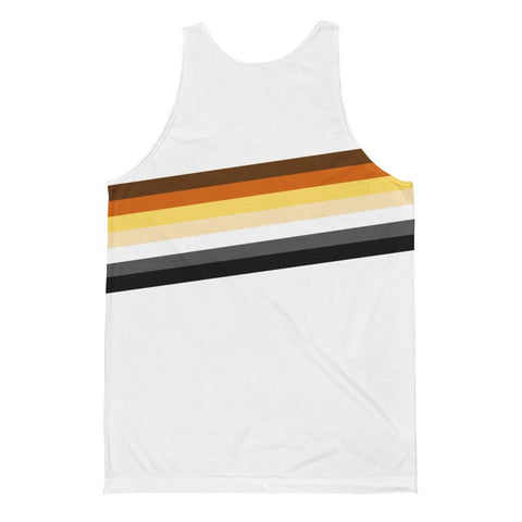 Polly & Crackers Tank Top Bear Pride - Tank Top