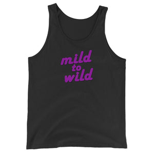 Mild to Wild - Tank Top - Polly and Crackers