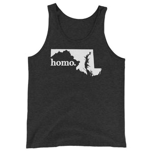 Homo State Tank Top - Maryland - Polly and Crackers