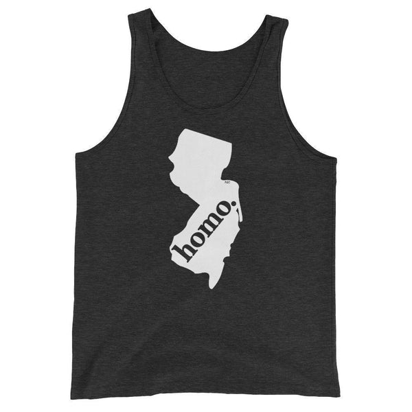 Homo State Tank Top - New Jersey - Polly and Crackers