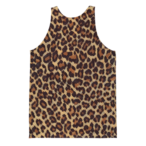 Cheetah - Sublimation Tank - Polly and Crackers