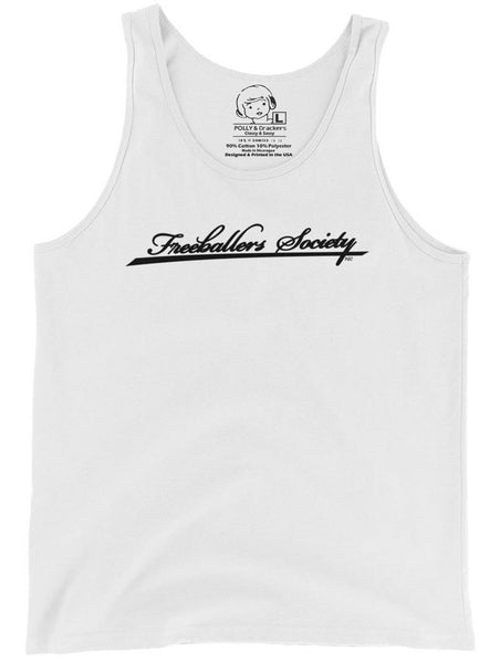 Polly & Crackers Tank Top Freeballers Society - Tank Top