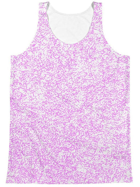Polly & Crackers Tank Top Lilac Squigs - Sublimation Tank