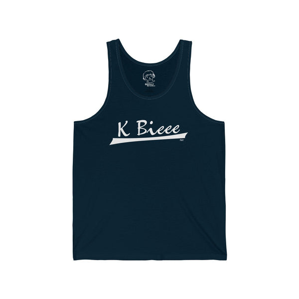 Polly & Crackers Tank Top Navy / S K Bieee - Tank Top