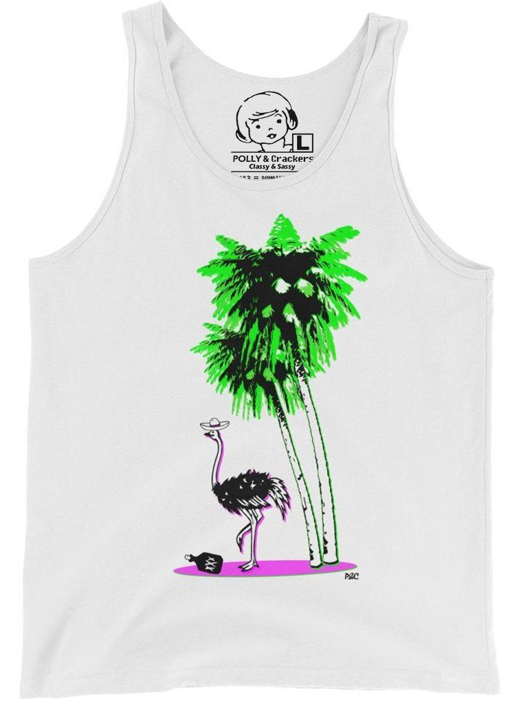 Ostrasized - Tank Top , Tank Top , Polly & Crackers Apparel