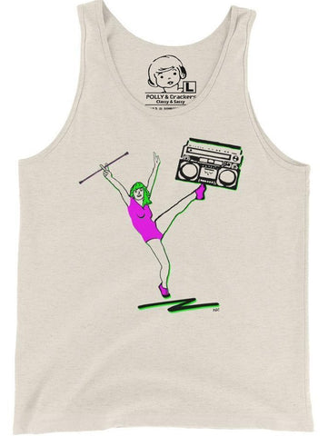 Radical! - Tank , Tank Top , Polly & Crackers Apparel