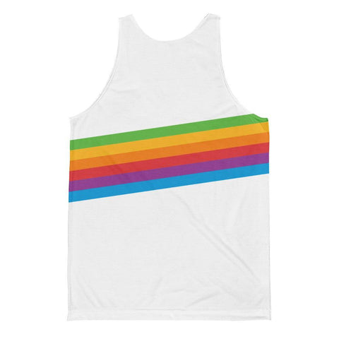 Polly & Crackers Tank Top Rainbow Pride - Tank Top