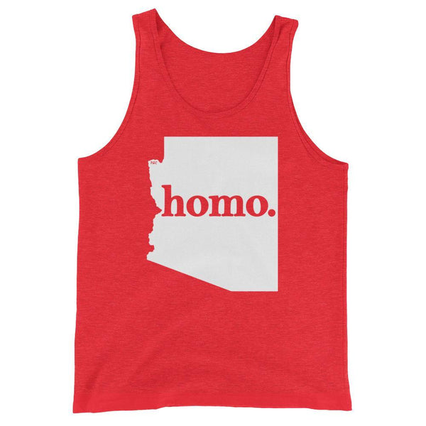 Homo State Tank Top - Arizona - Polly and Crackers